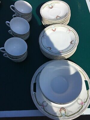 Z S & C Bavaria Cups, Saucers,side Plates, Bowl And Plate  • 15£