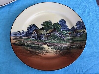 Collectable Royal Doulton Dinner Plate- Cottage Scene • 4.99£