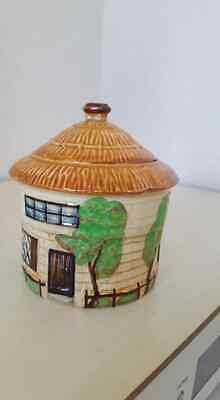Beswick Cottage Ware Tobacco  Jar - Ultra Rare - The Missing One • 85£