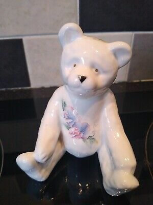 Rare Aynsley Little Sweetheart Teddy Bear. Excellent Condition. Approx 4.5  Tall • 2.50£