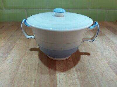 Vintage Susie Cooper  Two Handled Soup Bowl Cover  • 12.50£