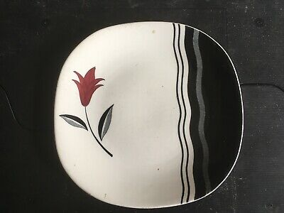 1950's Gay Paree Plate By J & G Meakins • 2.50£