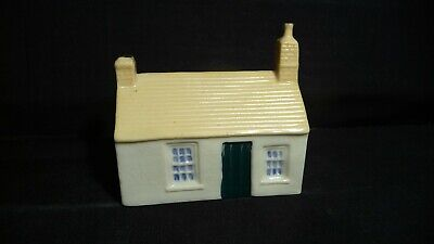 Goss Cottage - First & Last House - Glazed • 9.50£