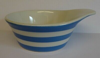 T G Green Cornish Ware Small One Handled Dish / Bowl. • 19.99£