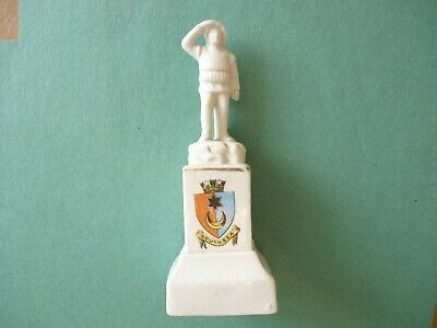 Vintage  Southsea Crested China Fisherman • 6.50£