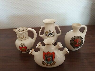 Selection Of Crested China • 4£