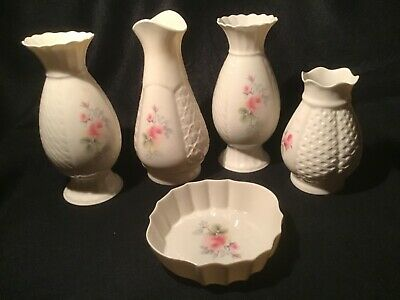 Five Donegal Parian China. • 25£
