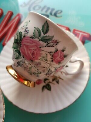 Afternoon Tea Dorchester Cup And Saucer Set X 2 1950s/1960s • 9.99£