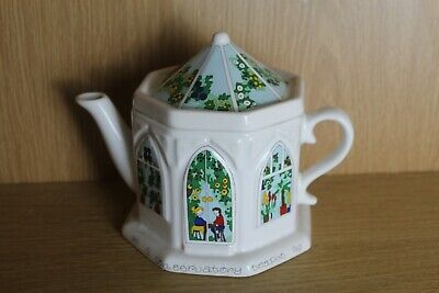 Collectible Wade English Life Teapots - Conservatory Teapot • 5.99£