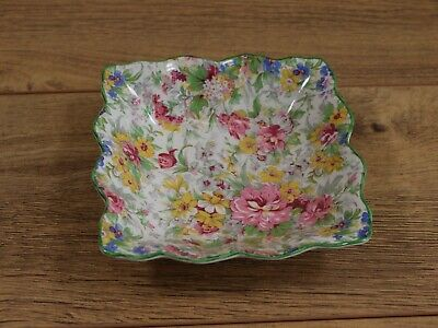 Vintage Midwinter Chintz Dish • 5£