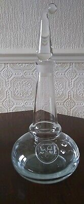 Dartington Glass Whiskey Still Decanter  • 35£