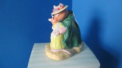 Brambly Hedge Figurine 'You're Safe' Brand New In Box • 32.99£