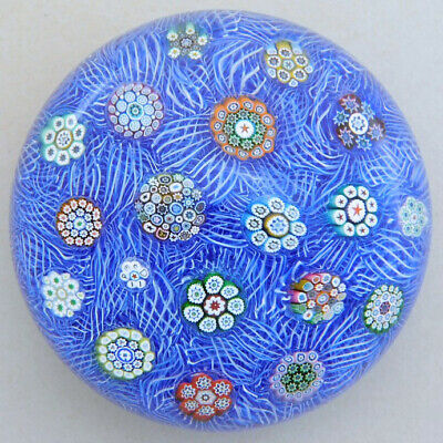 Peter McDougall Ltd Ed. Paperweight: 2011 Scattered Millefiori  • 45.50£