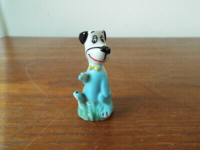 Wade Huckleberry Hound Vintage 1960 Whimsies Hanna Barbera Excellent Condition • 14.99£