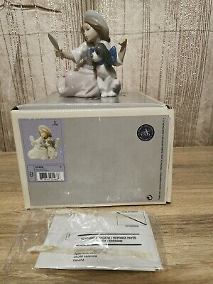 Lladro Figurine  Who's The Fairest 5468 • 26£