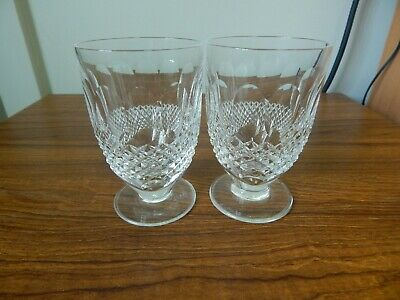 2 Waterford Crystal COLLEEN Juice Glasses. 4. Ins. • 6.50£