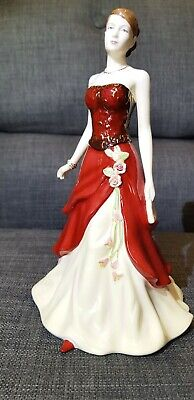 Royal Doulton Figure Of The Year Emily HN4817 2006 Boxed • 7.50£