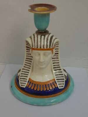 Unusual Sphinx Candlestick - Wedgwood Signature • 35£