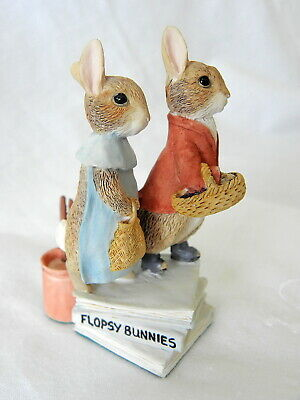 Border Fine Arts ~ Beatrix Potter ~ The Tale Of The Flopsy Bunnies ~ Bpm59 • 19.99£