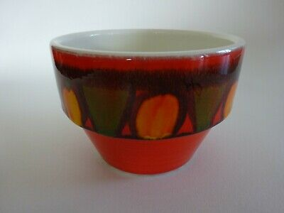 Original Collectible Poole Pottery No. 72 Delphis Planter By Loretta Leigh- Used • 20£