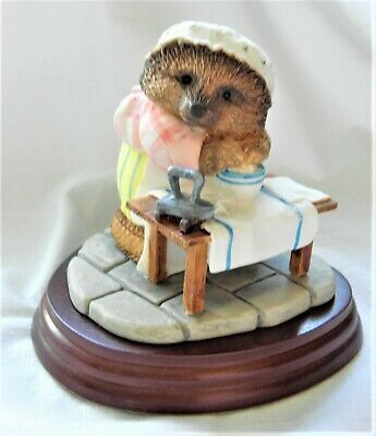 Border Fine Arts ~ Beatrix Potter ~ Mrs Tiggywinkle ~ Members Only Figurine • 19.99£