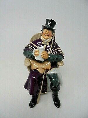 Royal Doulton The Coachman  Sitting Drinking HN 2282 1962  Collectable VGC (B2)  • 25.41£