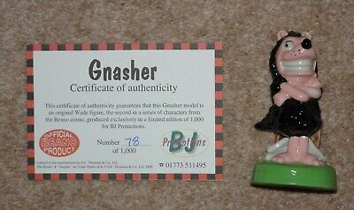 Wade Beano Dandy Gnasher Limited Edition 1000 Superb Condition • 50£