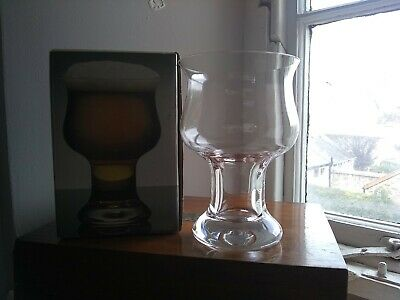 Dartington Glass Boxed Compleat Imbiber Ale Glass 70s Vintage Frank Thrower  • 18£
