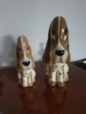 Pair Of Szeiler  Sad Sam  Bloodhounds • 8£