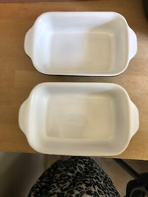 Denby Oven To Table Dish X 2 • 20£