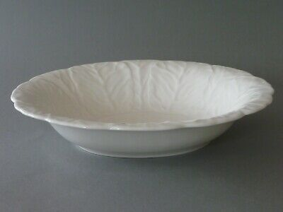 Coalport Countryware - Oval Vegetable Serving Bowl Dish - Green B/S • 80£