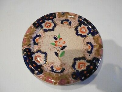 Vintage Tea Pot Stand Royal Stanley Ware  Gaudy Colours • 3£