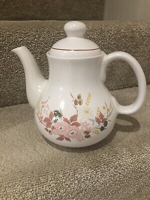 Boots HEDGE ROSE Teapot Brand New • 30£