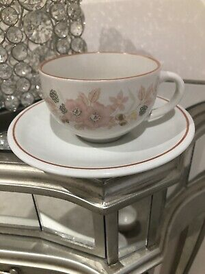 Boots Hedge Rose 1 X Cup & Saucer • 5.50£