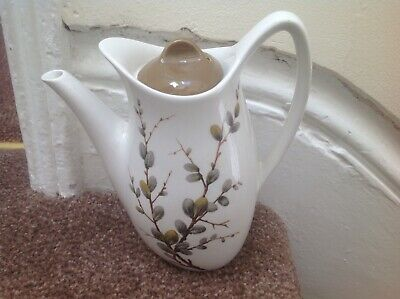 Midwinter Pussy Willow Spring Willow Tea Pot • 9.70£