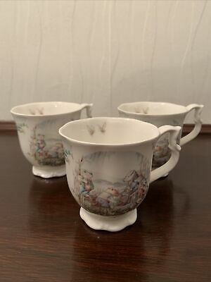 Royal Albert Bine China Mug The Picnic • 5£
