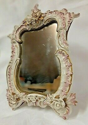 Kammer Dresden - Mirror - Pink And Gold  • 80£