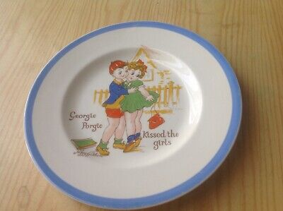 Midwinter Peggy Gibbons Plate Georgy Porgy  • 12.50£