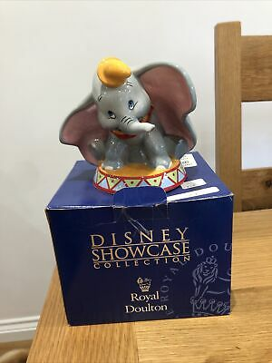 Royal Doulton Dumbo FC3 Disney Showcase Collection - Excellent Condition • 45£