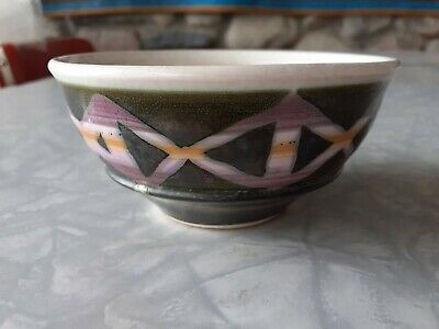 1970s Vintage Hand Made Iden Pottery Bowl - Rye Sussex • 4.99£