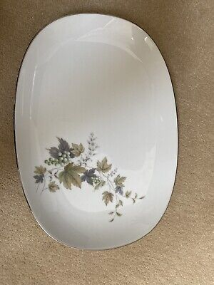 Noritake Deauville Serving Plate • 2.80£