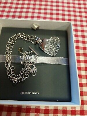 Waterford Crystal Alana Heart With Chain  • 35£