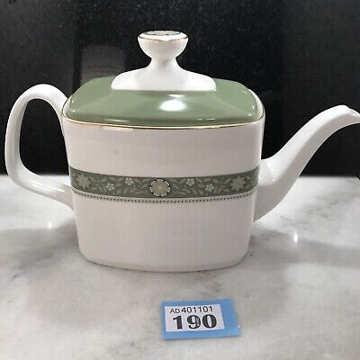RARE Royal Doulton Co ENGLAND Rondelay H5004 Teapot • 37.50£