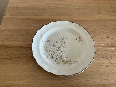 Royal Doulton Norfolk L.S. 1050 Lambethware Side Plate • 4.50£