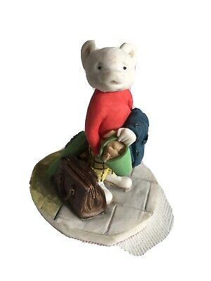 Rupert Bear Arden Sculpture • 20£