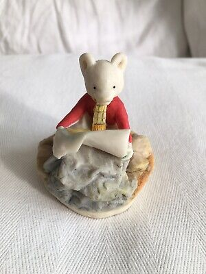 Rare Rupert Bear Arden Sculpture • 20£