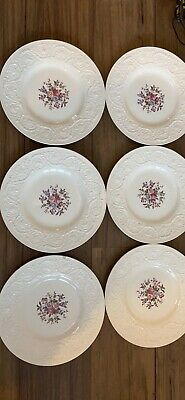 Antique Wedgwood Patrician Plates • 40£
