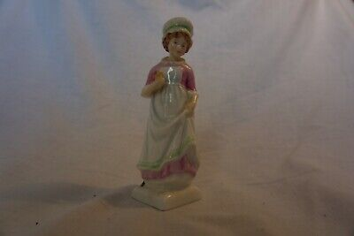 Royal Doulton Beth Figurine Kate Greenaway Collection HN 2870 Height 15.5 Cm • 10£