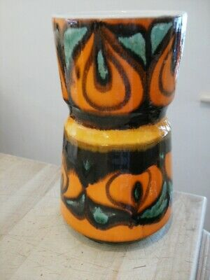 Stunning Large Poole Pottery Delphis Vase • 50£