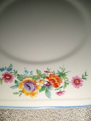 Vintage Nelson BCM Sandwich / Cake Plate • 1£